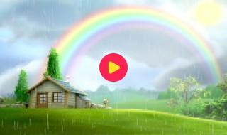 Nouky en zijn vrienden: De kleuren van de hemel