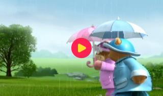 Nouky en zijn vrienden: De vreugde van de regen