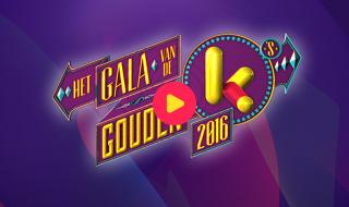 Het Gala van de Gouden K's 2016