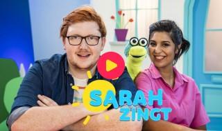 Sarah zingt