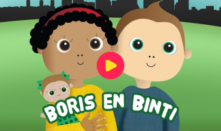 Boris en Binti