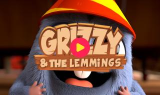 Grizzy en de lemmings
