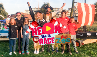Helden van de race