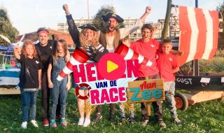 Helden van de race