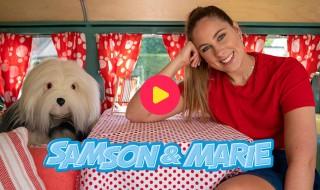 Samson en Marie