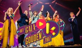 Het Gala van de Gouden K's 2017