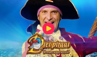 Piet Piraat Wonderwaterwereld