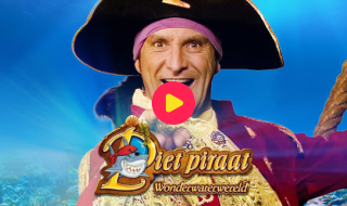 Piet Piraat Wonderwaterwereld