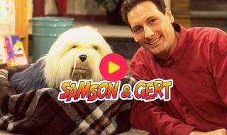 Samson en Gert