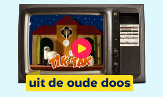 Tik Tak uit de oude doos