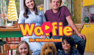 Waffie de wonderhond