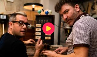 Escape Room met Maarten Bosmans en Kobe Van Herwegen