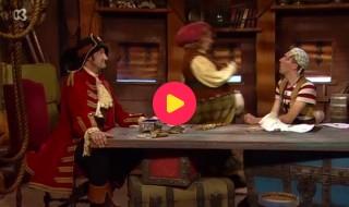 Piet Piraat: De pannenkoekenzee