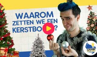 Waarom zetten we een kerstboom?