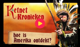 Ketnet Kronieken: Hoe is Amerika ontdekt?