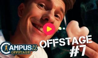 Campus 12: offstage aflevering 7