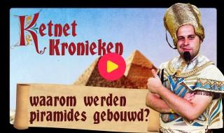 Ketnet Kronieken: Waarom werden piramides gebouwd?