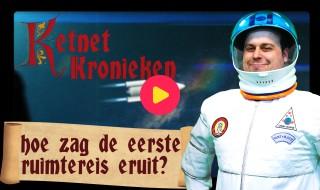 Ketnet Kronieken: Hoe zag de eerste ruimtereis eruit?