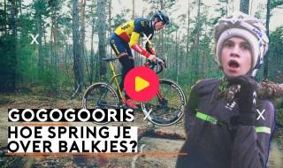 GOGOGOORIS: hoe spring je over balkjes?