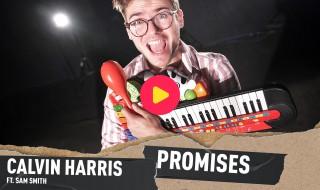Thomas speelt Promises