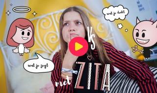 Wat Zita denkt vs. wat Zita zegt