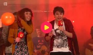 Sien en haar beatboxers