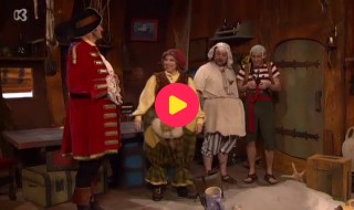 Piet Piraat: Op een onbewoond eiland