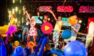 De Ketnet-wrappers met Everyday Op Je TV