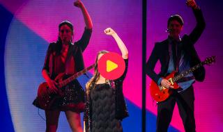 Het Gala van de Gouden K's 2015: Ghost Rockers - Medley
