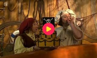Piet Piraat: De giftaart