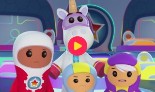 Go Jetters: De Grand Canyon, VSA