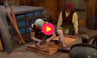 Piet Piraat: Het kippenhok