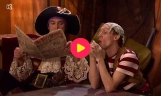 Piet Piraat: Klavertje vier