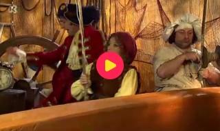 Piet Piraat: Een wedstrijdje vissen