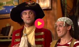 Piet Piraat: De rotsenzee