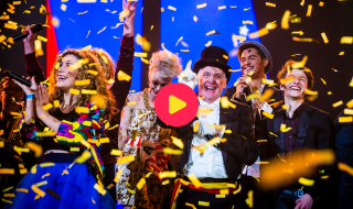 Het Gala van de Gouden K's 2015: Samsonmedley