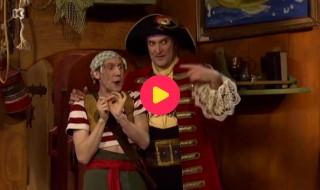 Piet Piraat: Steven stinkt