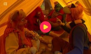 Wizzy en Woppy: De tent