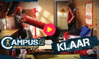 Campus 12 Bootcamp - Aflevering 26 - Klaar