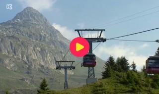 De wereld rond met Kaatje: Zwitserland