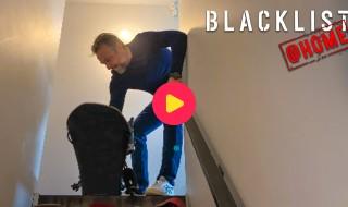 De Blacklist@home: Snowboard