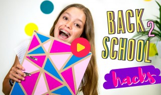 Back to school hacks met Zita Wauters