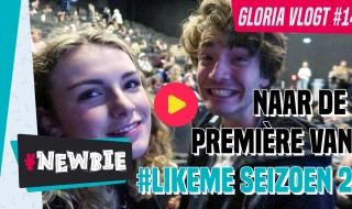 #NEWBIE: Naar de première van #LikeMe seizoen 2