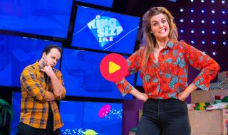 Herbekijk de aflevering van Kingsize Live met de Laura Govaerts!