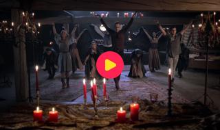 Videoclip: Nachtwacht - Vampierenwals