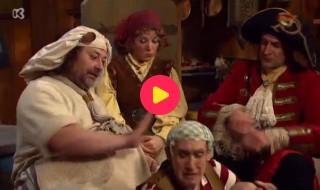 Piet Piraat: Het vlot