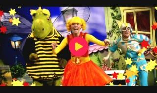 Kaatjes Tralalaatjes - De Rumbabij videoclip