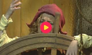 Piet Piraat: Steven gaat zwemmen