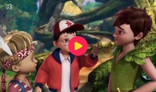 Peter Pan: De tempel van de Choombas