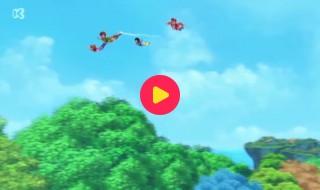 Peter Pan: De wilde melodieën